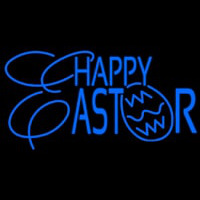 Happy Easter 1 Leuchtreklame