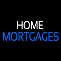 Home Mortgage Leuchtreklame