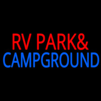 Rv Park And Campground Leuchtreklame